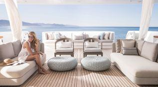 Turquoise Proteksan Yacht 55M Exterior 4