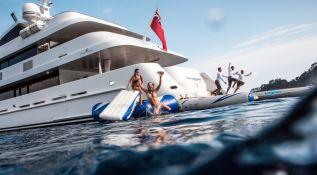 Turquoise Proteksan Yacht 55M Exterior 3