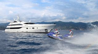 Turquoise Proteksan Yacht 55M Exterior 2