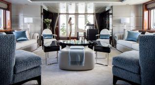 Turquoise Proteksan Yacht 55M Interior 2