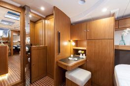 Bavaria 56 Cruiser Bavaria Yachts Interior 3