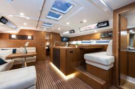 Bavaria 56 Cruiser Bavaria Yachts Interior 1