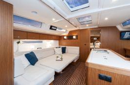 Bavaria 56 Cruiser Bavaria Yachts Interior 2