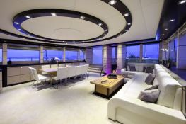 Perla del Mare   Ketch  43M Interior 1
