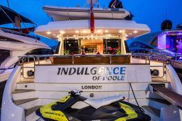 Indulgence of Poole  Overmarine Mangusta 85 Exterior 3