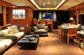 Meya Meya Logos Marine Yacht 35M Interior 2