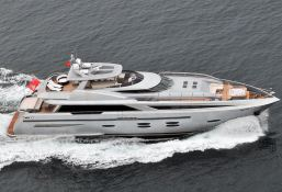 Funky Choice (ex Meya Meya) Logos Marine Yacht 35M Exterior 3