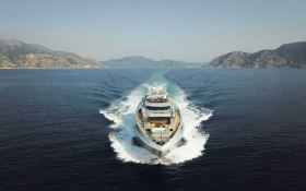 Funky Choice (ex Meya Meya) Logos Marine Yacht 35M Exterior 5