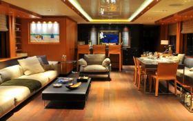 Funky Choice (ex Meya Meya) Logos Marine Yacht 35M Interior 8