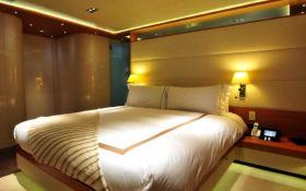Funky Choice (ex Meya Meya) Logos Marine Yacht 35M Interior 7