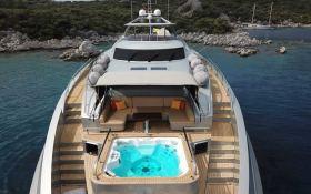 Funky Choice (ex Meya Meya) Logos Marine Yacht 35M Exterior 1