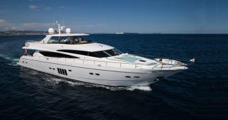 Cristobal (ex Alexandra V) Princess Yachts Princess  95 Exterior 1