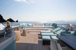 Cristobal (ex Alexandra V) Princess Yachts Princess  95 Exterior 3
