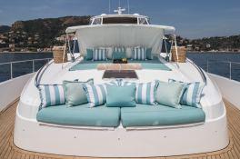 Cristobal (ex Alexandra V) Princess Yachts Princess  95 Exterior 6