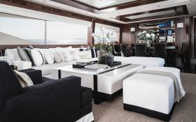 Cristobal (ex Alexandra V) Princess Yachts Princess  95 Interior 8