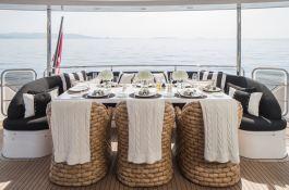 Cristobal (ex Alexandra V) Princess Yachts Princess  95 Exterior 5