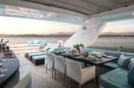 Cristobal (ex Alexandra V) Princess Yachts Princess  95 Exterior 4