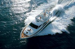 Debra One Ferretti Yacht 731 Exterior 1