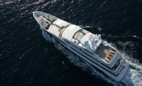 Hurricane Run Feadship Yacht 54M Exterior 2