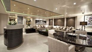 Hurricane Run  Feadship Yacht 54M Interior 5