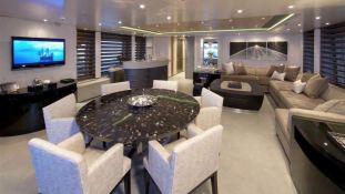 Hurricane Run Feadship Yacht 54M Interior 2