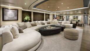 Hurricane Run  Feadship Yacht 54M Interior 1
