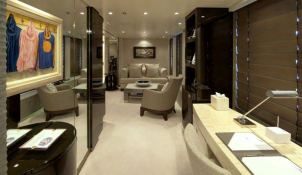 Hurricane Run  Feadship Yacht 54M Interior 7