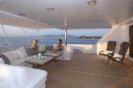 Hurricane Run  Feadship Yacht 54M Interior 10