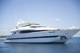 Sea Jaguar  Maiora Yacht 31M Exterior 2