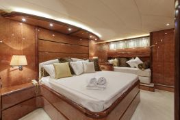 Sea Jaguar  Maiora Yacht 31M Interior 2