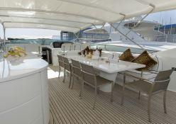 Sea Jaguar Maiora Yacht 31M Exterior 3