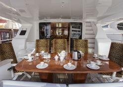 Sea Jaguar Maiora Yacht 31M Exterior 4