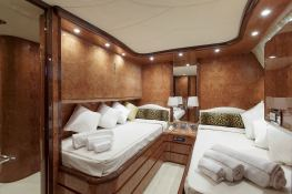 Sea Jaguar  Maiora Yacht 31M Interior 3