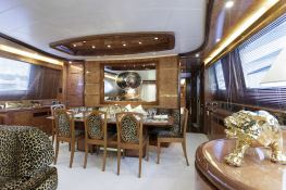 Sea Jaguar Maiora Yacht 31M Interior 1