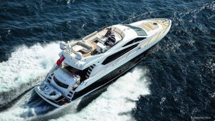 Manhattan 64' Sunseeker Exterior 2