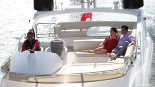 Manhattan 64' Sunseeker Exterior 3
