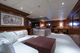 Montigne Schooner 57M Interior 3