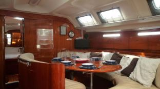 First 53 F5 Beneteau Interior 1