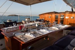 This Is Us (ex Skylge) Holland Jachtbouw Schooner 42M Exterior 8