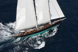 This Is Us (ex Skylge) Holland Jachtbouw Schooner 42M Exterior 3