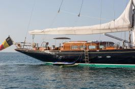 This Is Us (ex Skylge) Holland Jachtbouw Schooner 42M Exterior 4