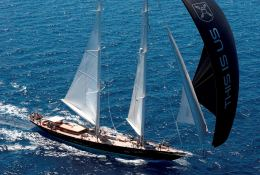 This Is Us (ex Skylge) Holland Jachtbouw Schooner 42M Exterior 2