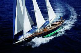 This Is Us (ex Skylge) Holland Jachtbouw Schooner 42M Exterior 1