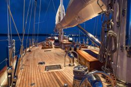 This Is Us (ex Skylge) Holland Jachtbouw Schooner 42M Exterior 6