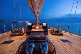 This Is Us (ex Skylge) Holland Jachtbouw Schooner 42M Exterior 5