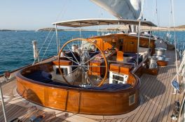This Is Us (ex Skylge) Holland Jachtbouw Schooner 42M Exterior 7