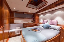 This Is Us (ex Skylge) Holland Jachtbouw Schooner 42M Interior 4
