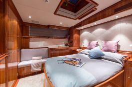 This Is Us (ex Skylge) Holland Jachtbouw Schooner 42M Interior 4