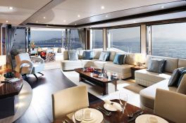 Autumn  Sunseeker Yacht 28M Interior 1