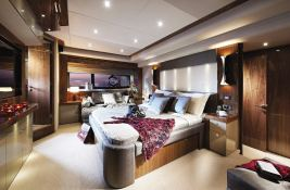Autumn  Sunseeker Yacht 28M Interior 3